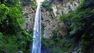東椎谷の滝