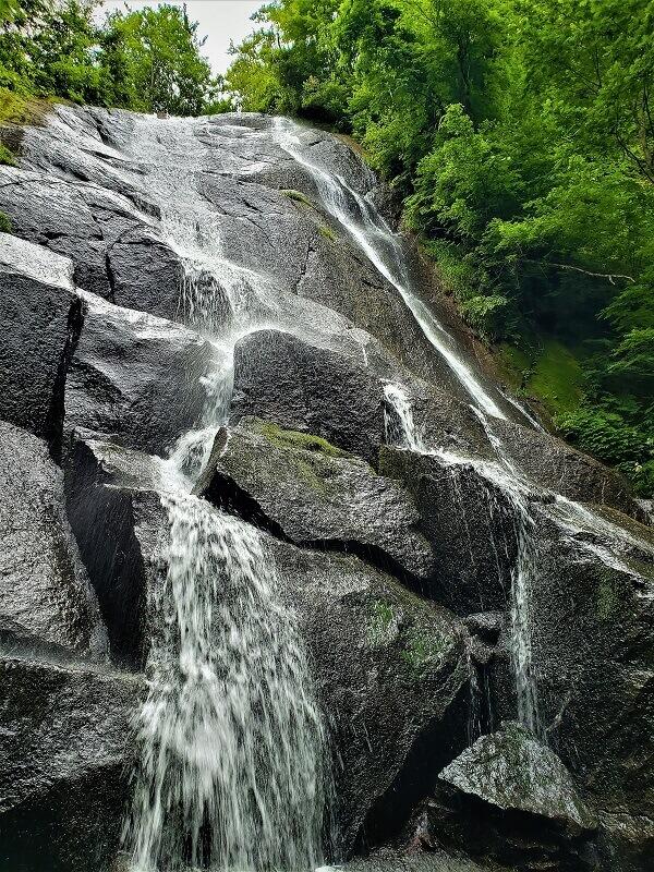 白糸の滝 栗原市