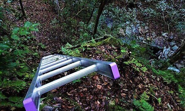 布水の滝 熊本県