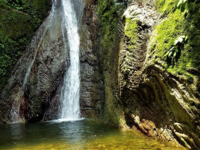 轟の滝 宮崎県