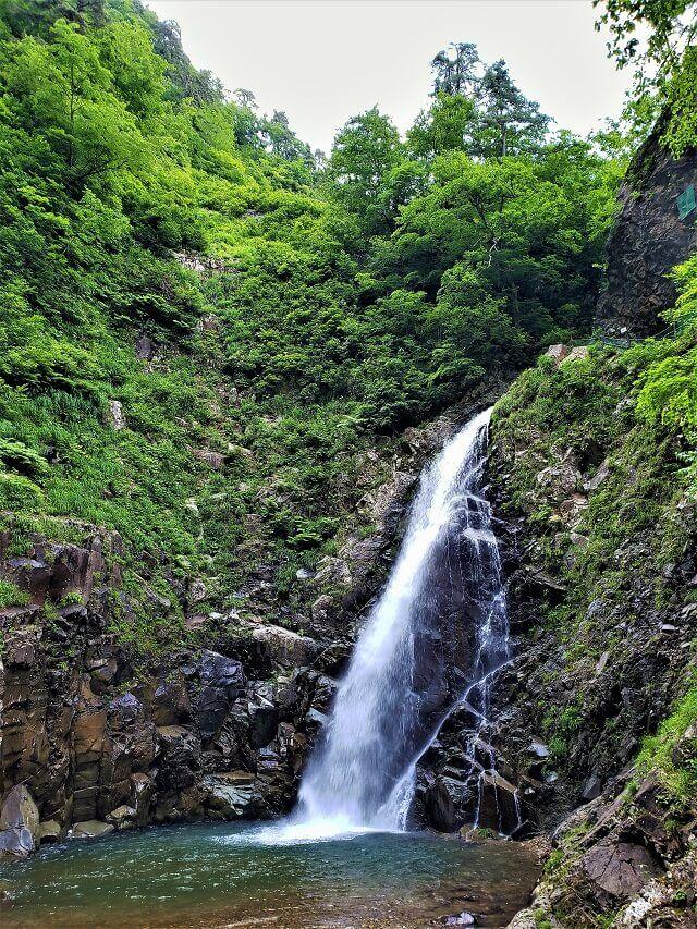 暗門第3の滝