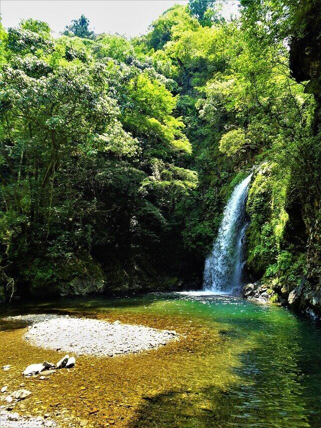 銚子の滝 宮崎県