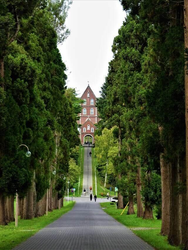 燈台の聖母 トラピスト修道院