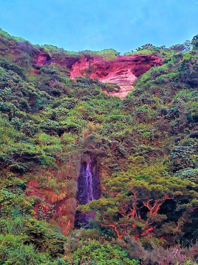 白糸の滝 新潟県