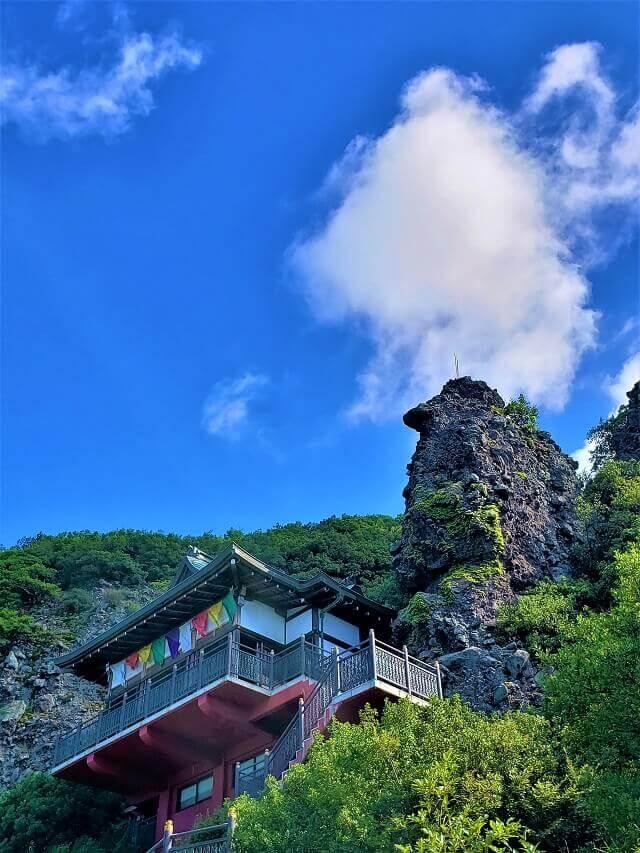 小豆島霊場42版 西の滝龍水寺