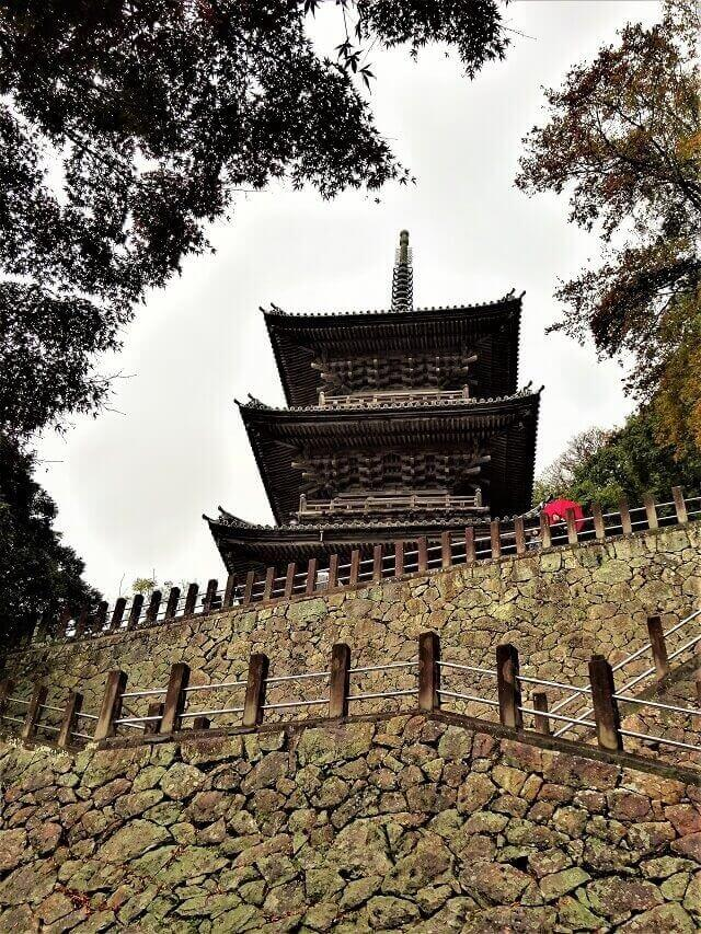安木清水寺